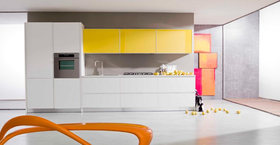 Cucina Bianca E Verde Cucina Gialla Ikea Smepool Com