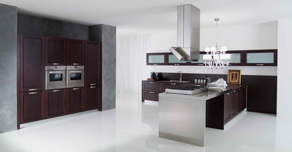 Awesome Cucine Living Moderne Contemporary - Ideas & Design 2017 ...